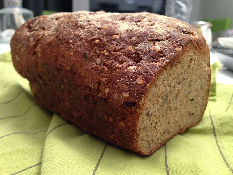 Jeff's Low Carb Brot